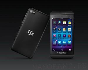Классический подход BlackBerry говорит о его возрасте