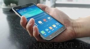 Samsung готовит изогнутый планшет