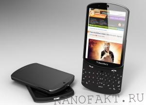 Blacberry против Apple