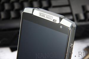 Смартфон OUKITEL K10000 с ёмкой батареей на 10000 мАч