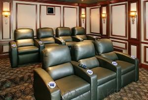 Выбираем кресла для домашнего кинотеатра