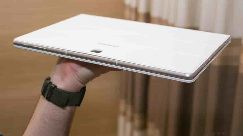 Гибридный планшет Samsung Galaxy TabPro S