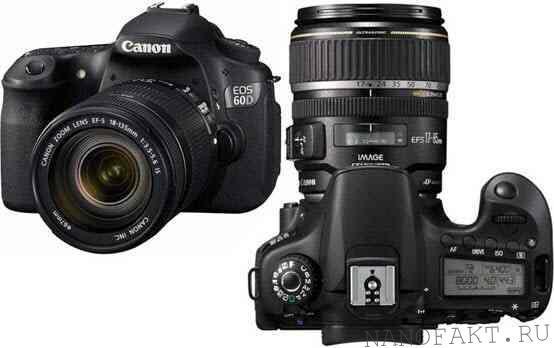 Форматы и виды камер фотоаппарата