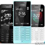 Обзор телефона Nokia 150: сравнение с Nokia 216