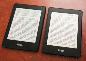 Электронные книги Kindle