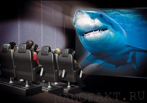 Что необходимо знать при открытии кинотеатра 5D