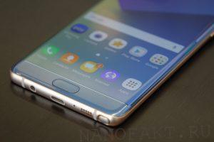 Обзор Galaxy Note 7