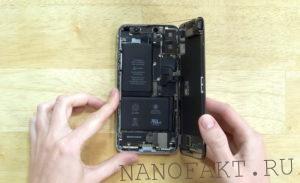 починить iPhone
