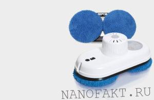 О роботе для мытья окон Hobot-168 и его преимуществах